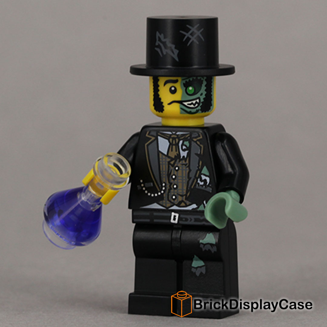Mr. Good And Evil - 71000 Lego Minifigures Series 9