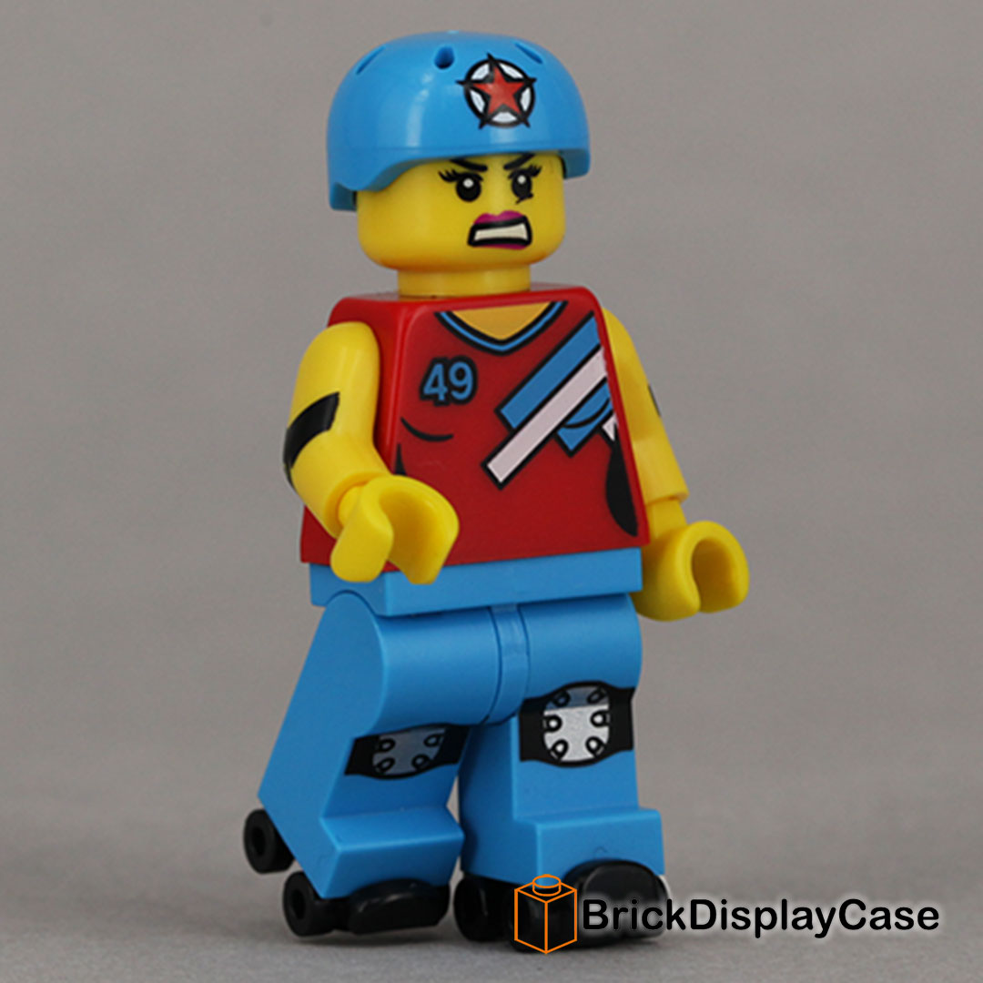 Roller Derby Girl - 71000 Lego Minifigures Series 9