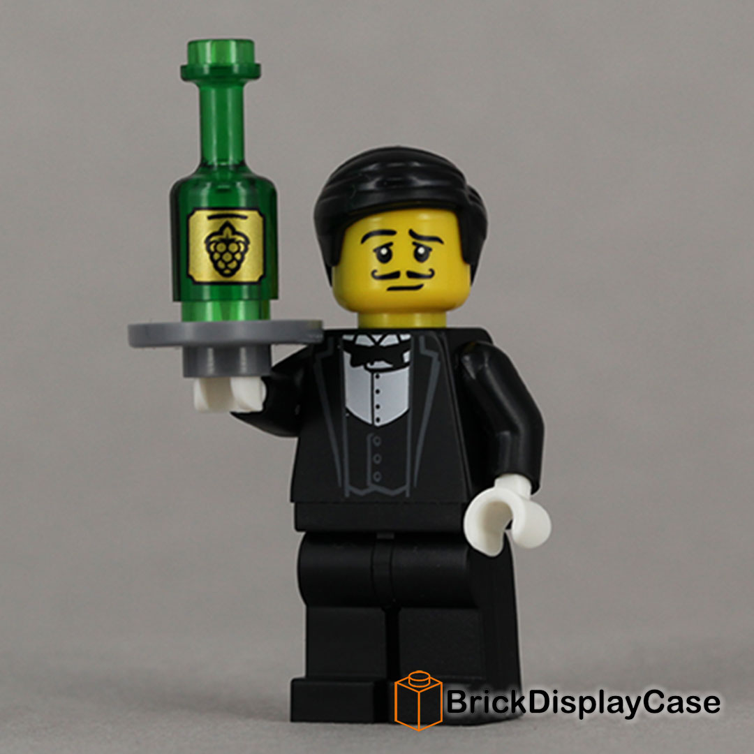 Waiter - 71000 Lego Minifigures Series 9