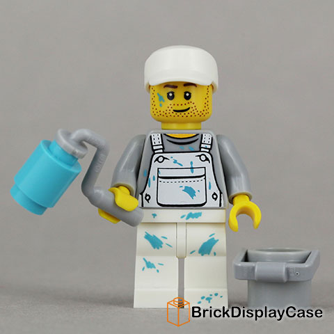 Decorator - 71001 Lego Minifigures Series 10