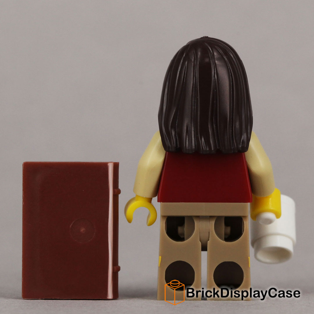Librarian - 71001 Lego Minifigures Series 10