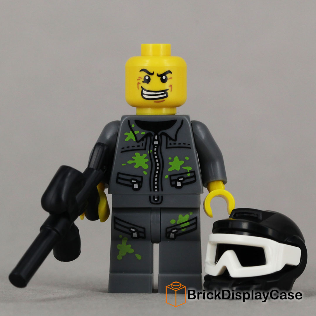 Paintball Player - 71001 Lego Minifigures Series 10