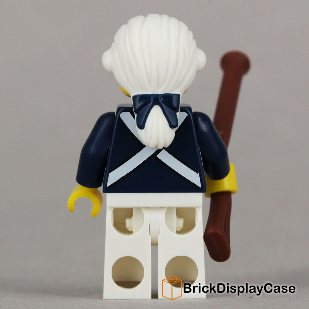 Revolutionary Soldier - 71001 Lego Minifigures Series 10