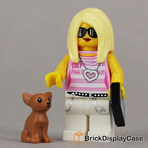 Lego trendsetter series 10 minifigures new complete