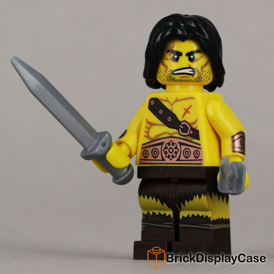 Barbarian - 71002 Lego Minifigures Series 11