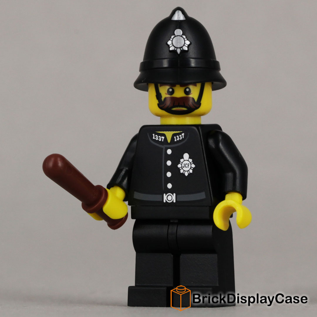Constable - 71002 Lego Minifigures Series 11