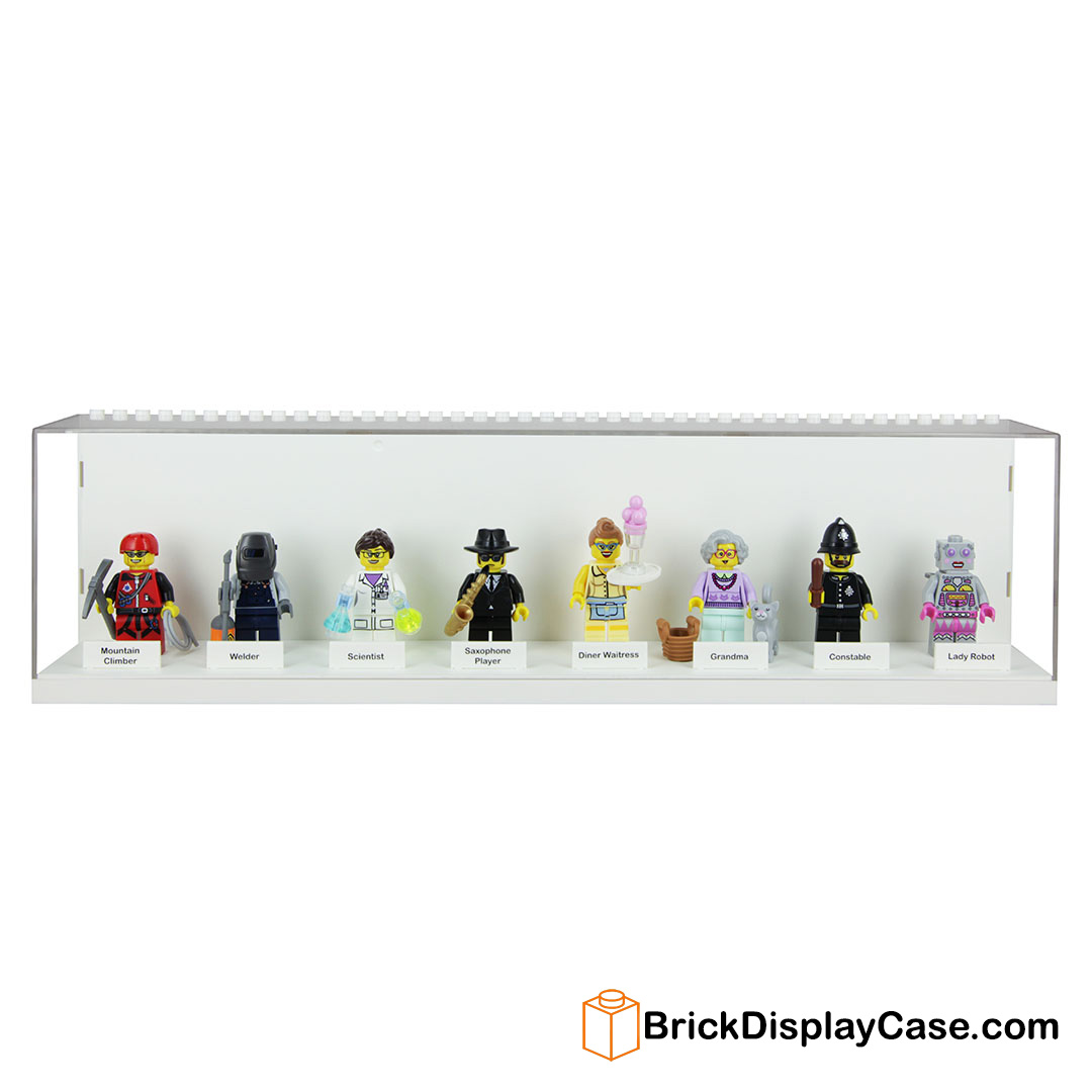 Diner Waitress - 71002 Lego Minifigures Series 11