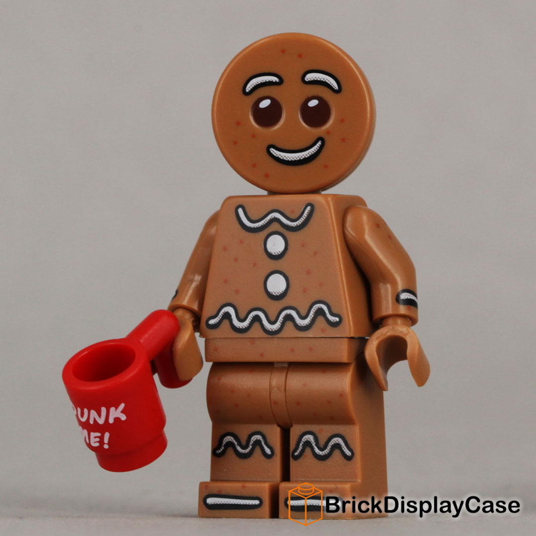 Lego Gingerbread Man Figurine version