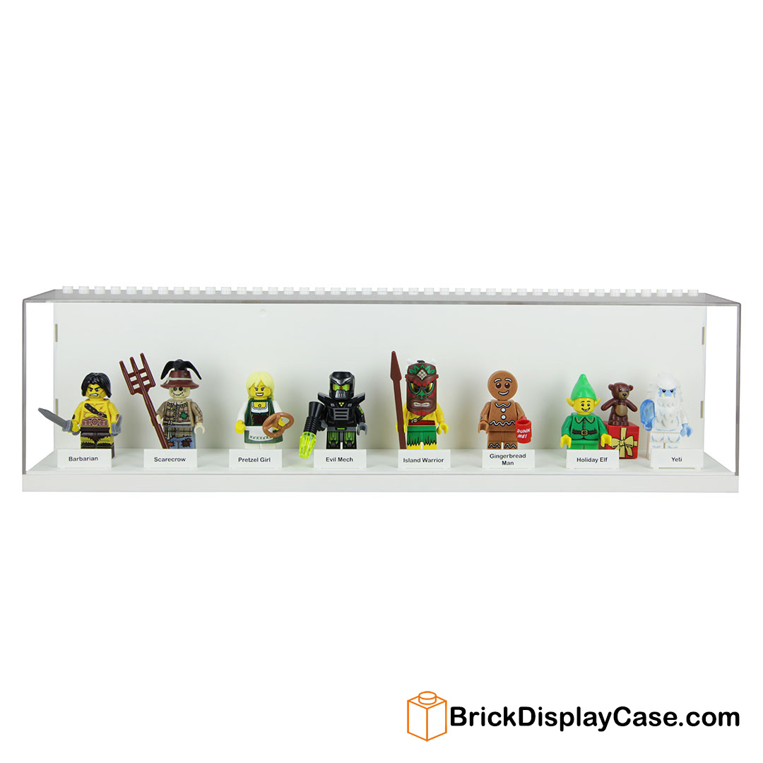 Holiday Elf - 71002 Lego Minifigures Series 11