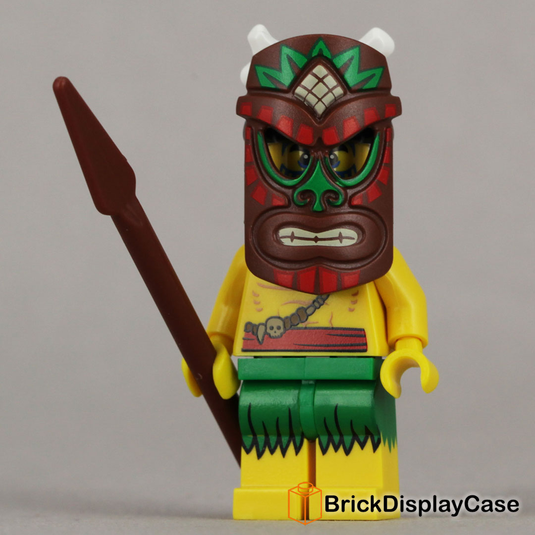Island Warrior - 71002 Lego Minifigures Series 11