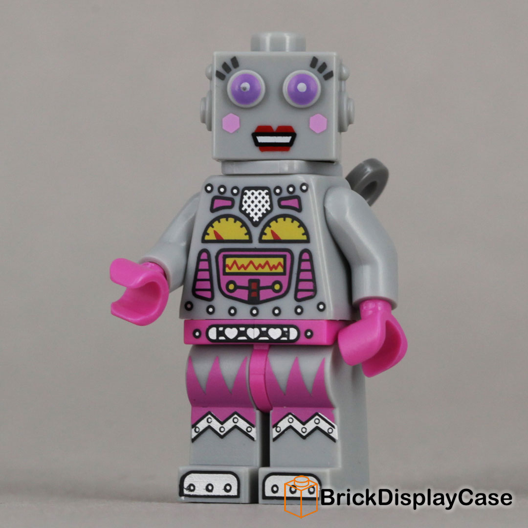 Lady Robot - 71002 Lego Minifigures Series 11