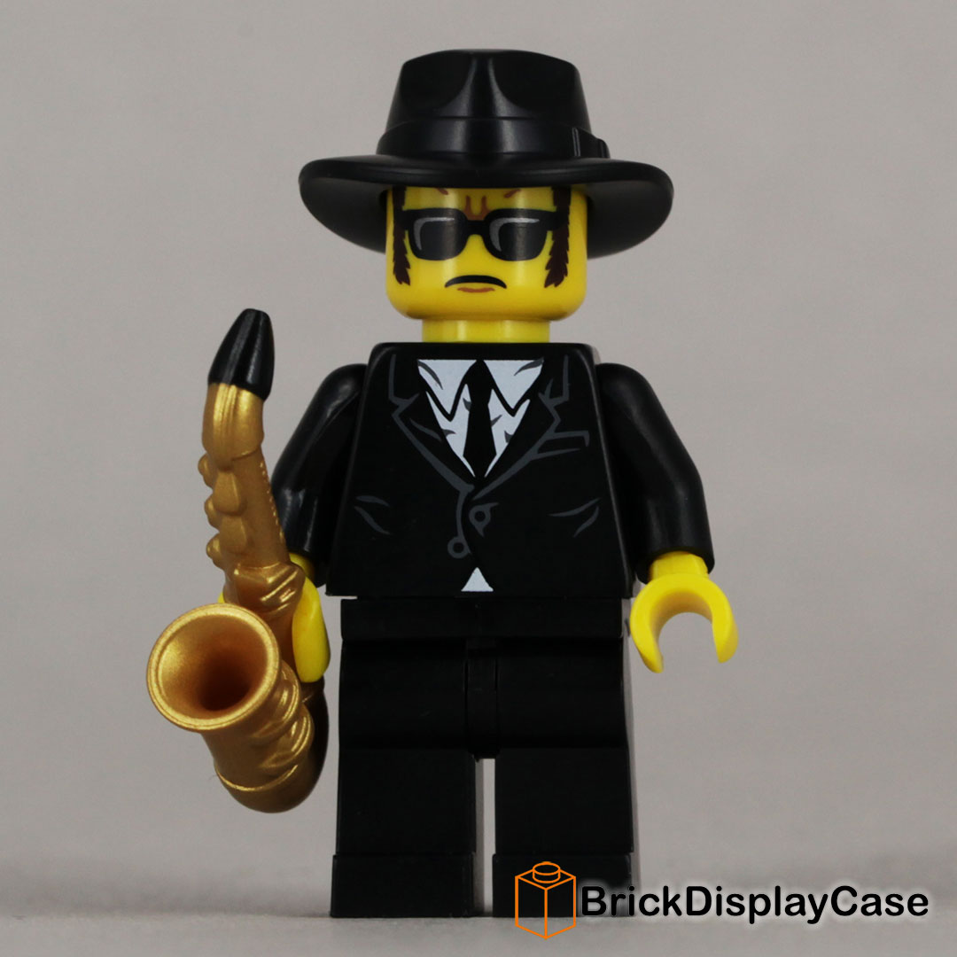 Saxophone Player - 71002 Lego Minifigures Series 11