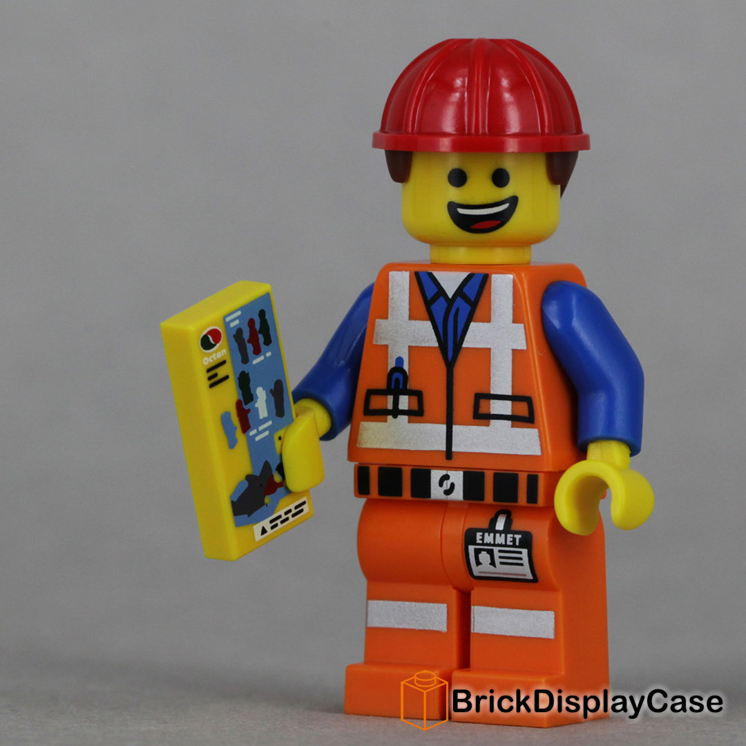 Hard Hat Emmet - The Lego Movie 2014 - 71004 Minifigures Series