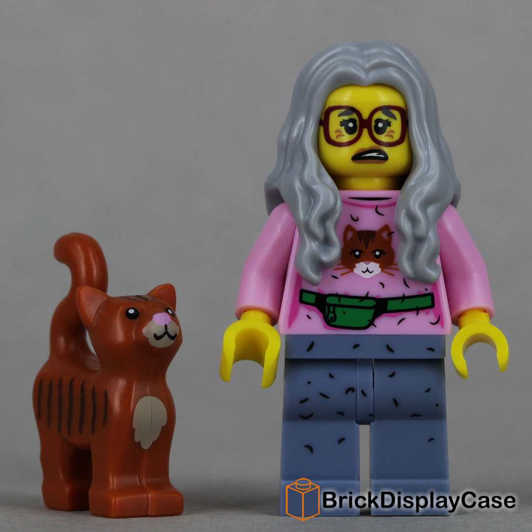 Mrs Scratchen Post - The Lego Movie 2014 - 71004 Minifigures Series