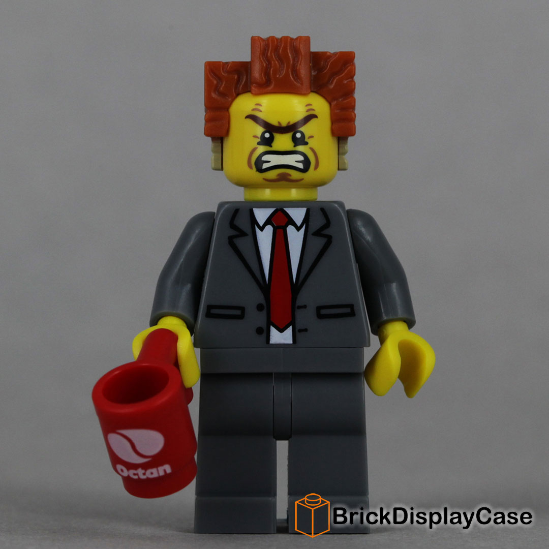 President Business - The Lego Movie 2014 - 71004 Minifigures Series