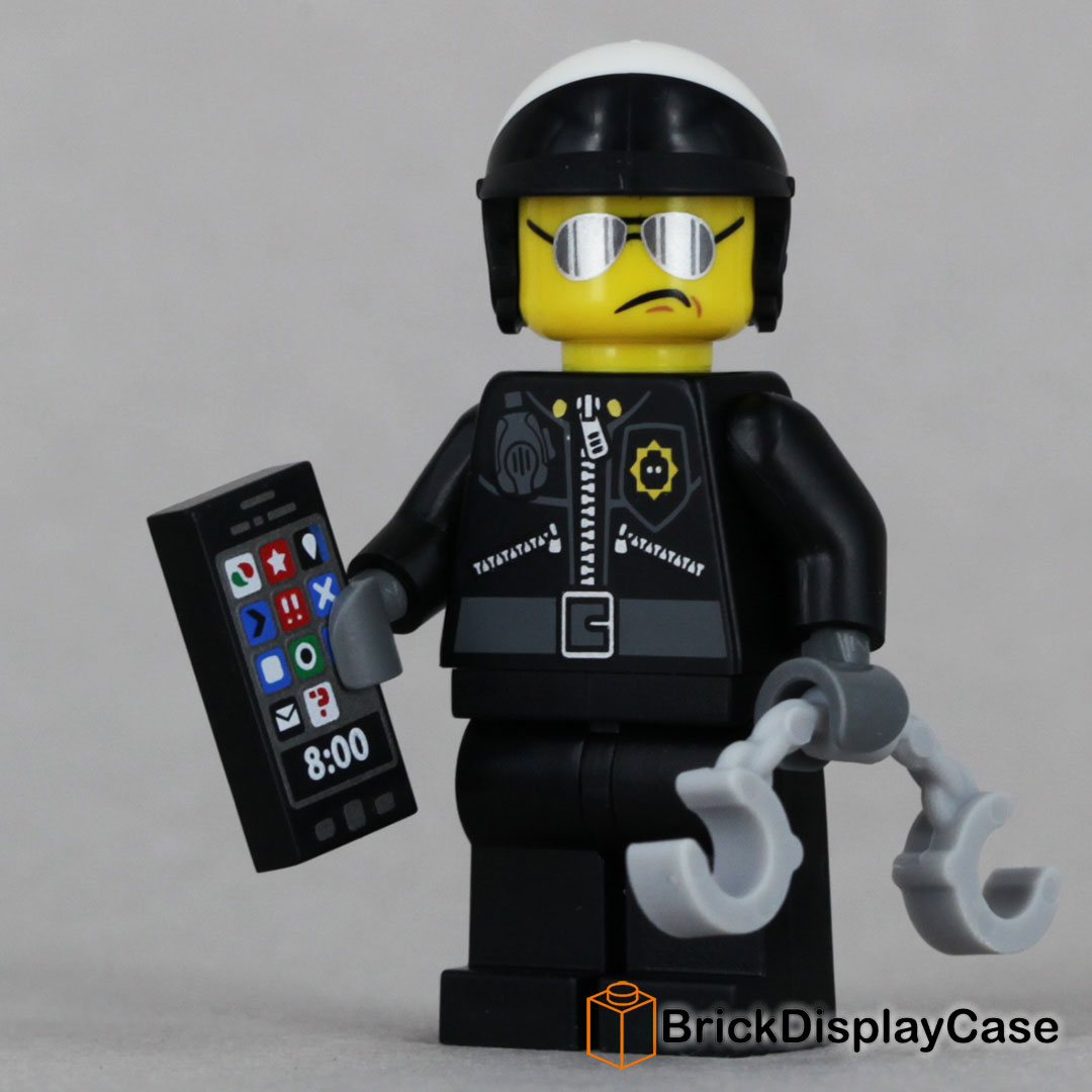 Scribble Face Bad Cop - The Lego Movie 2014 - 71004 Minifigures Series