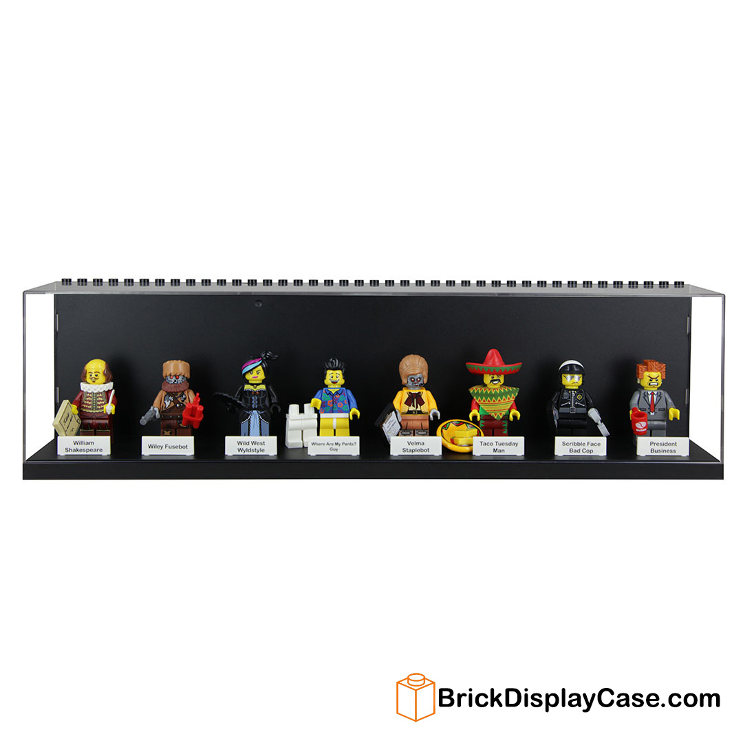 Taco Tuesday Guy - The Lego Movie 2014 - 71004 Minifigures Series