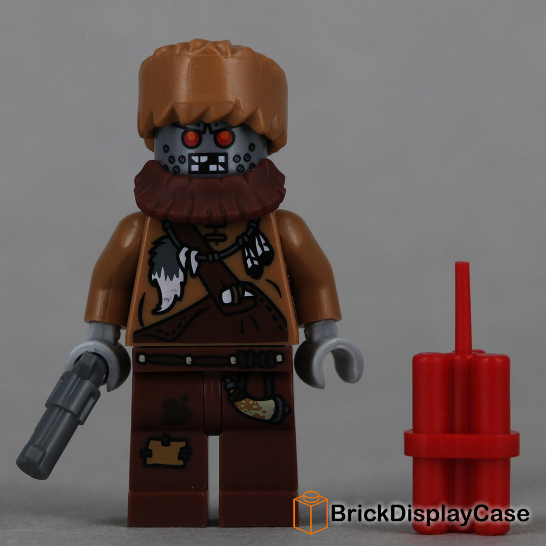 Wiley Fusebot - The Lego Movie 2014 - 71004 Minifigures Series