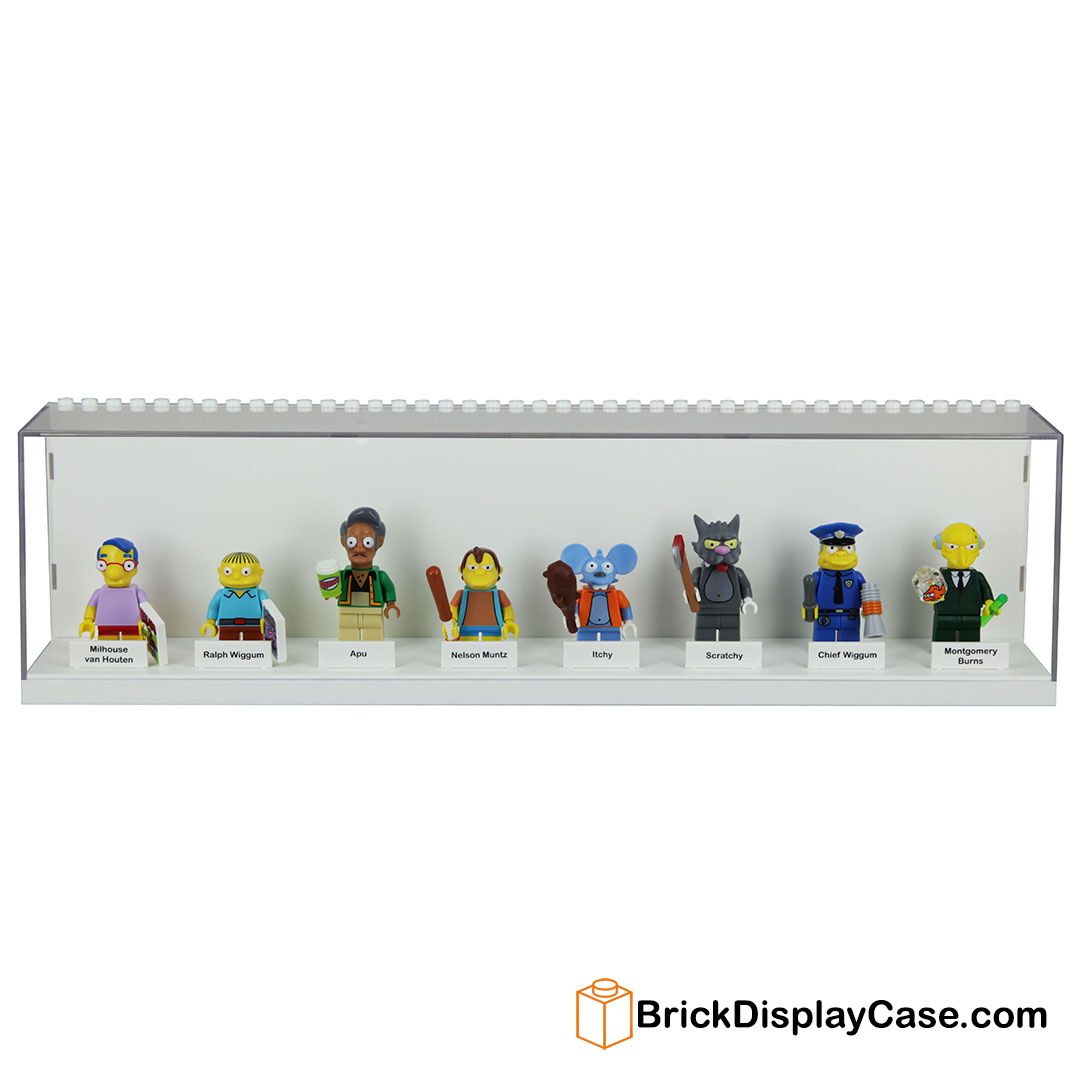 Itchy - 71005 Lego Simpsons Minifigures Series