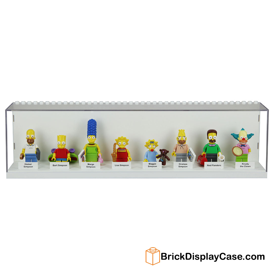 Krusty the Clown - 71005 Lego Simpsons Minifigures Series