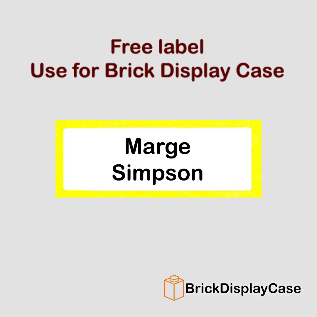 Marge Simpson - 71005 Lego Simpsons Minifigures Series