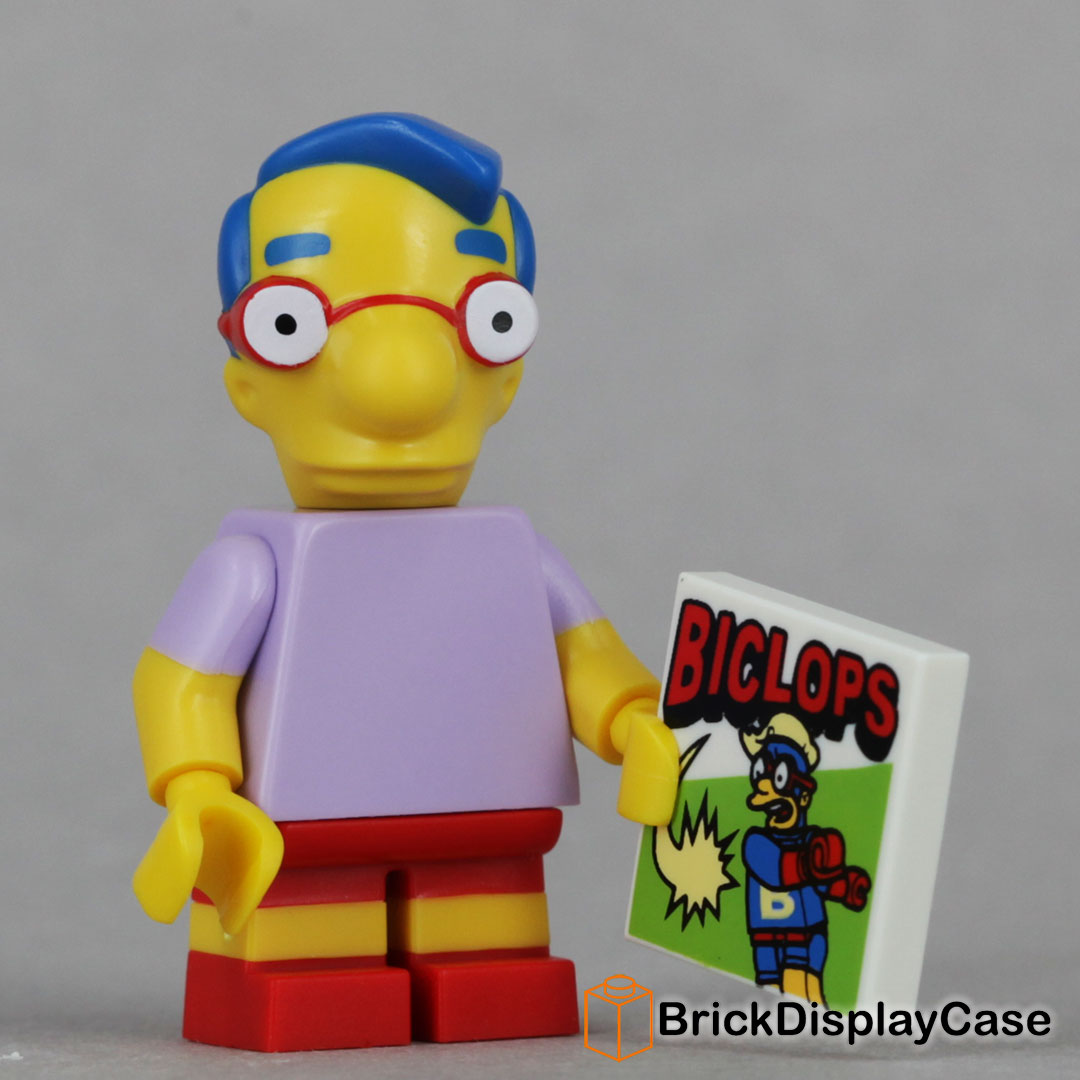 Milhouse van Houten - 71005 Lego Simpsons Minifigures Series