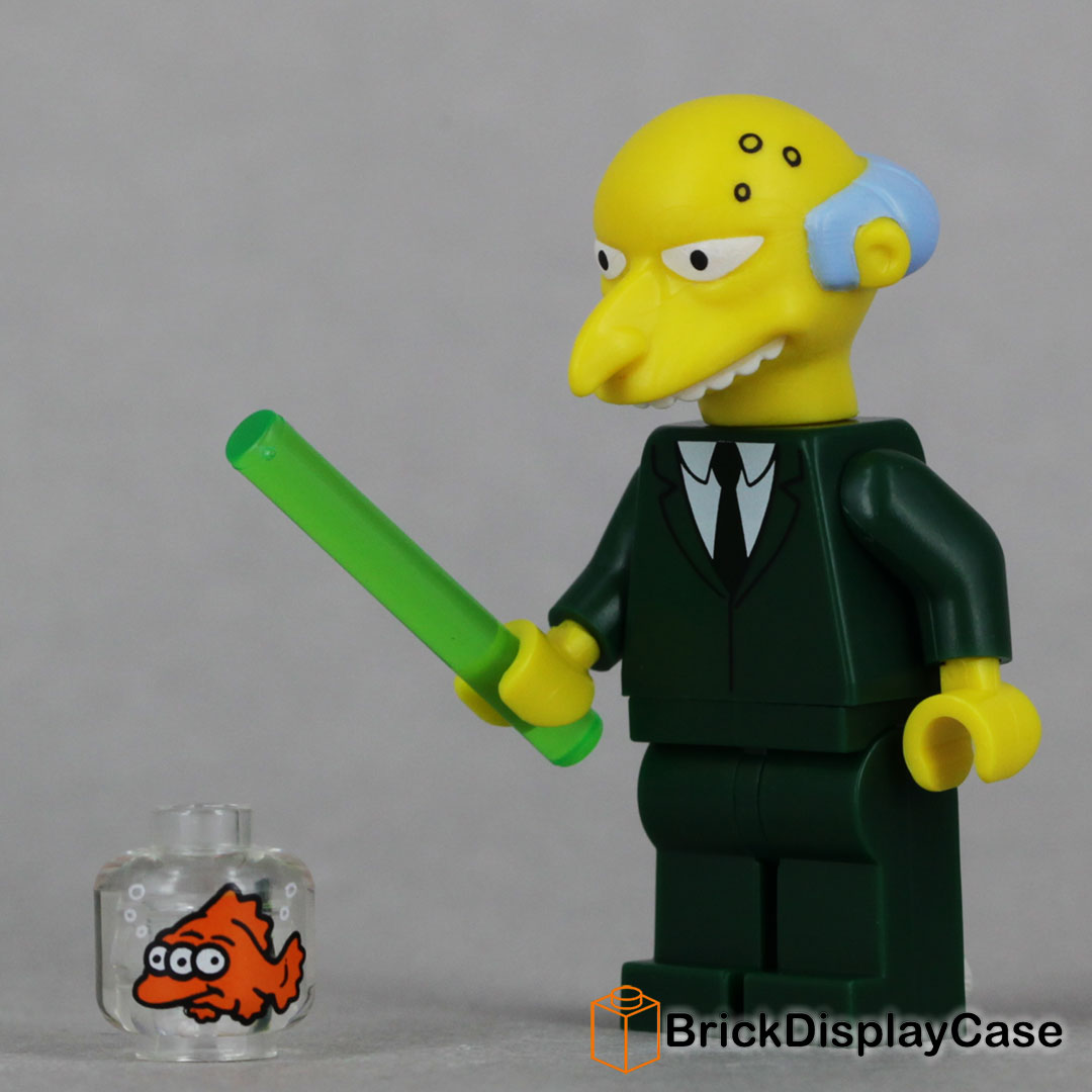 Montgomery Burns - 71005 Lego Simpsons Minifigures Series