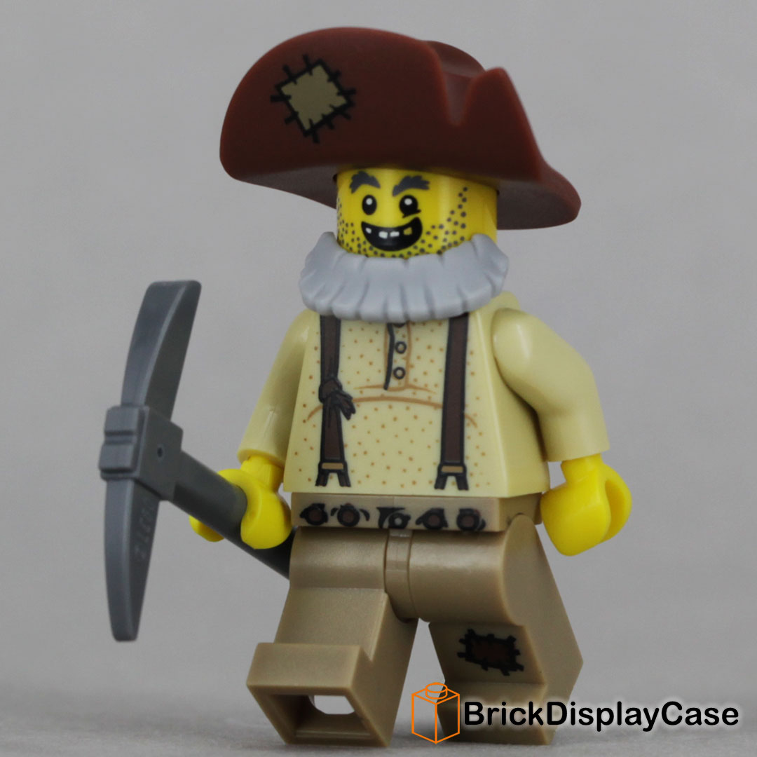 cbd37de717b1a Prospector - 71007 Lego Minifigures Series 12