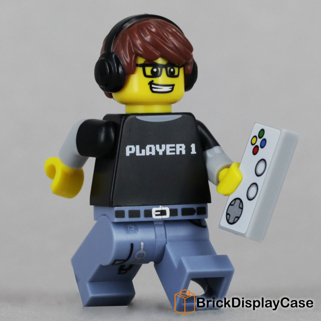 Video Game Guy - 71007 Lego Minifigures Series 12