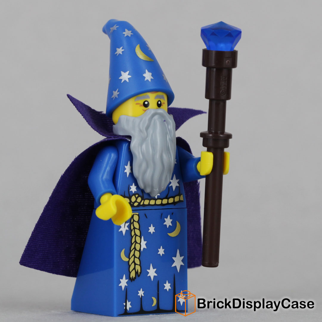 Wizard - 71007 Lego Minifigures Series 12