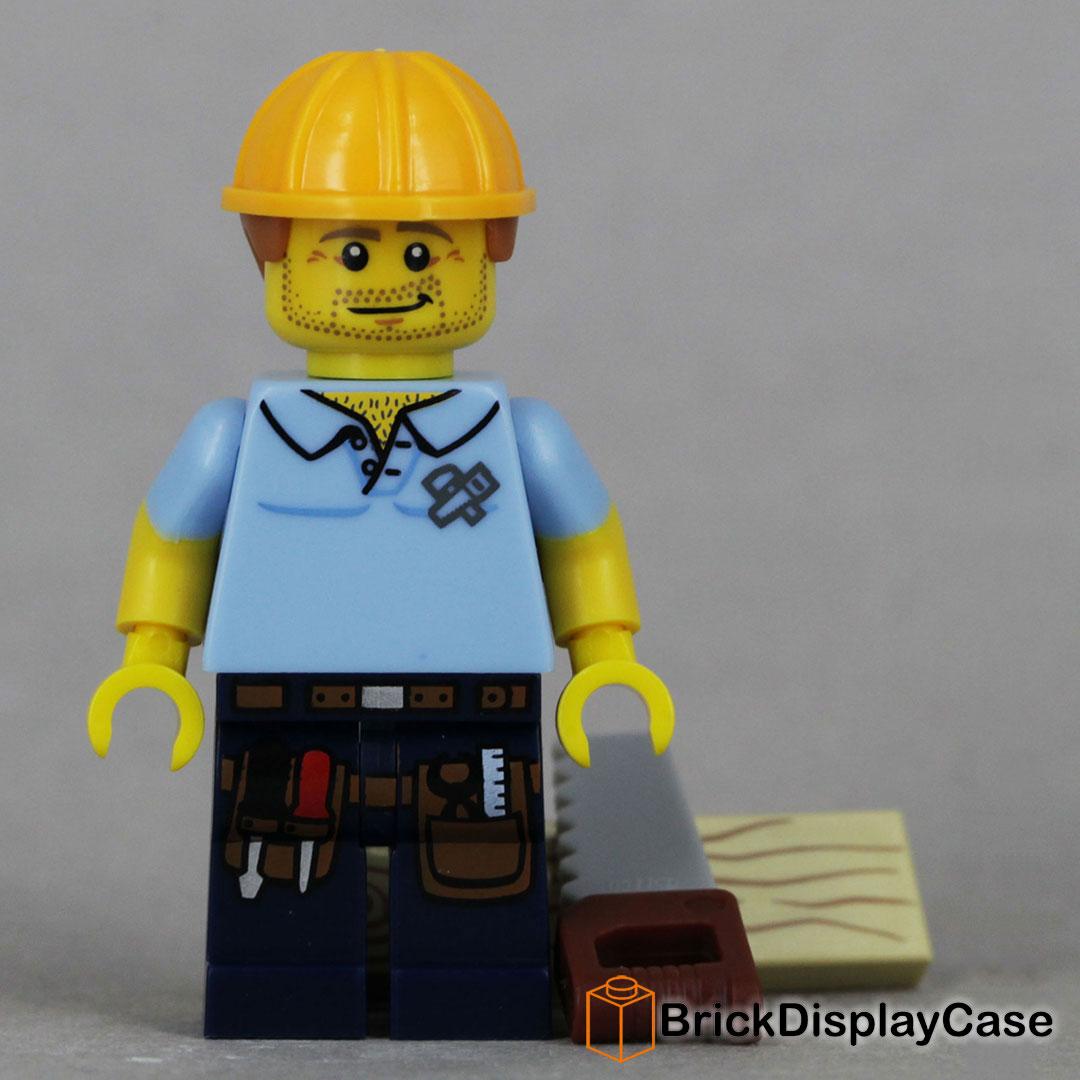 Lego Minifigures Series 13 Carpenter Minifigure