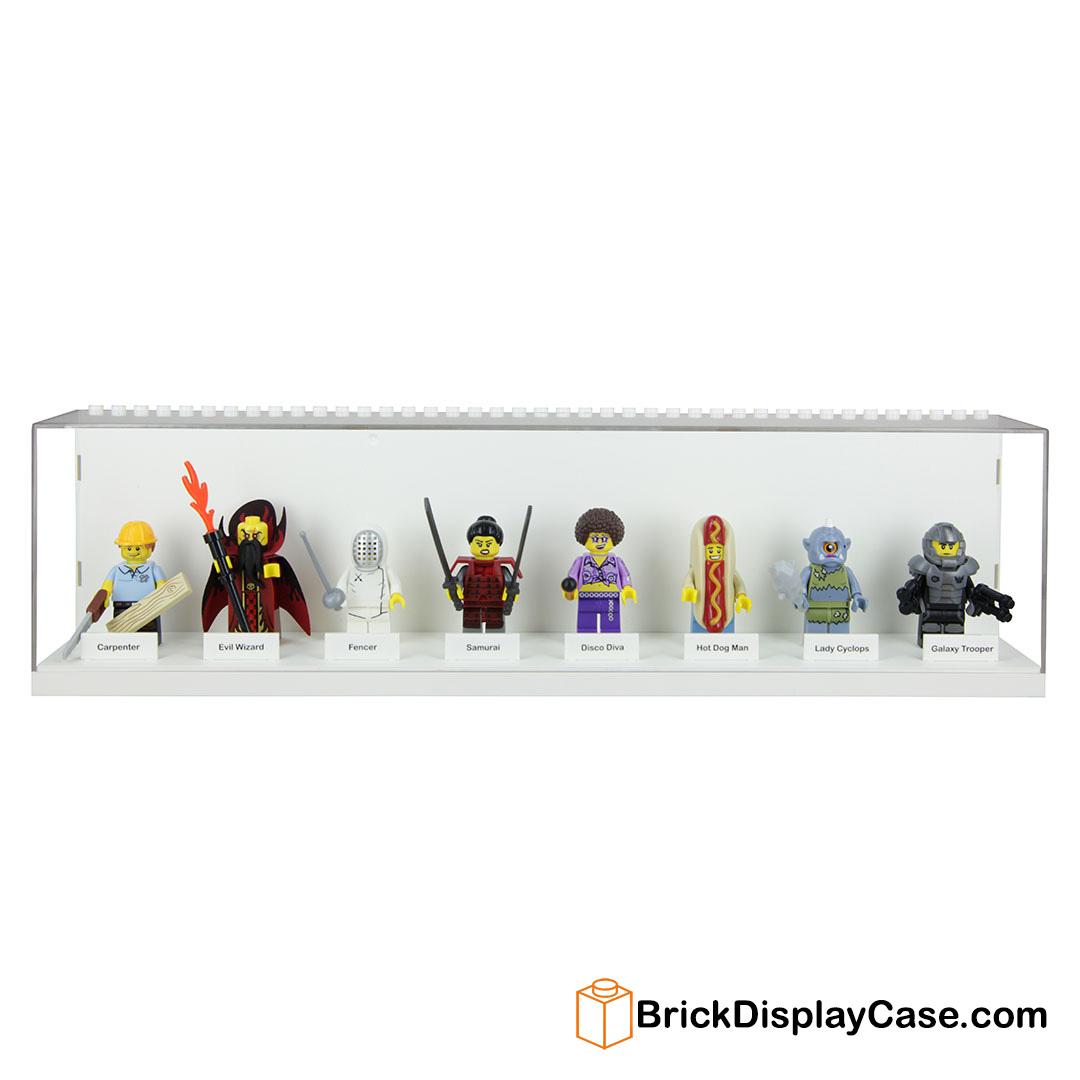 lego evil wizard minifigure