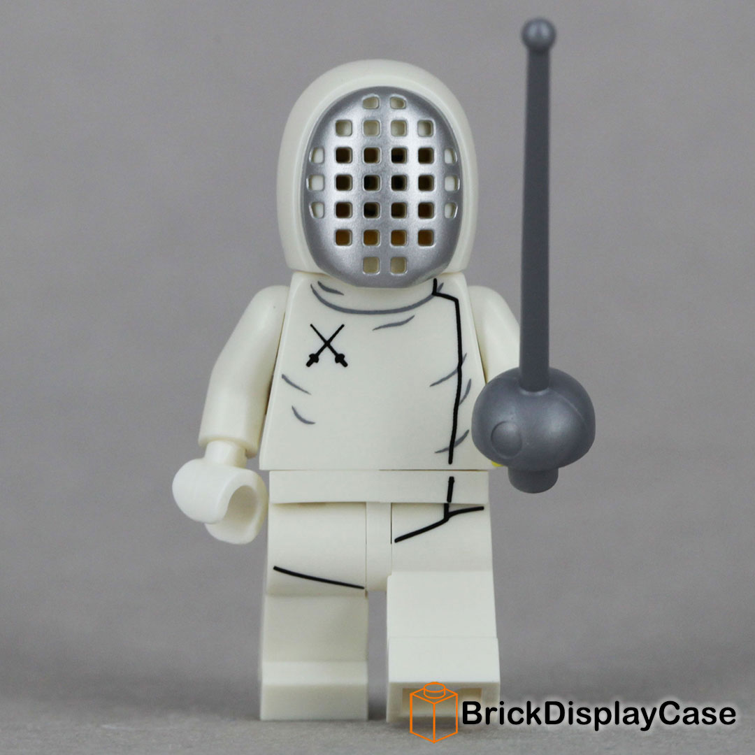 Fencer - 71008 Lego Minifigures Series 13