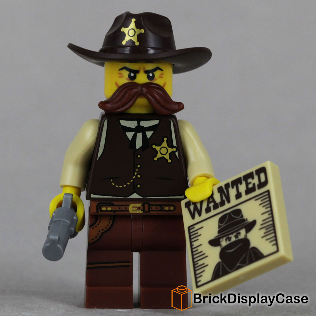 Sheriff - 71008 Lego Minifigures Series 13