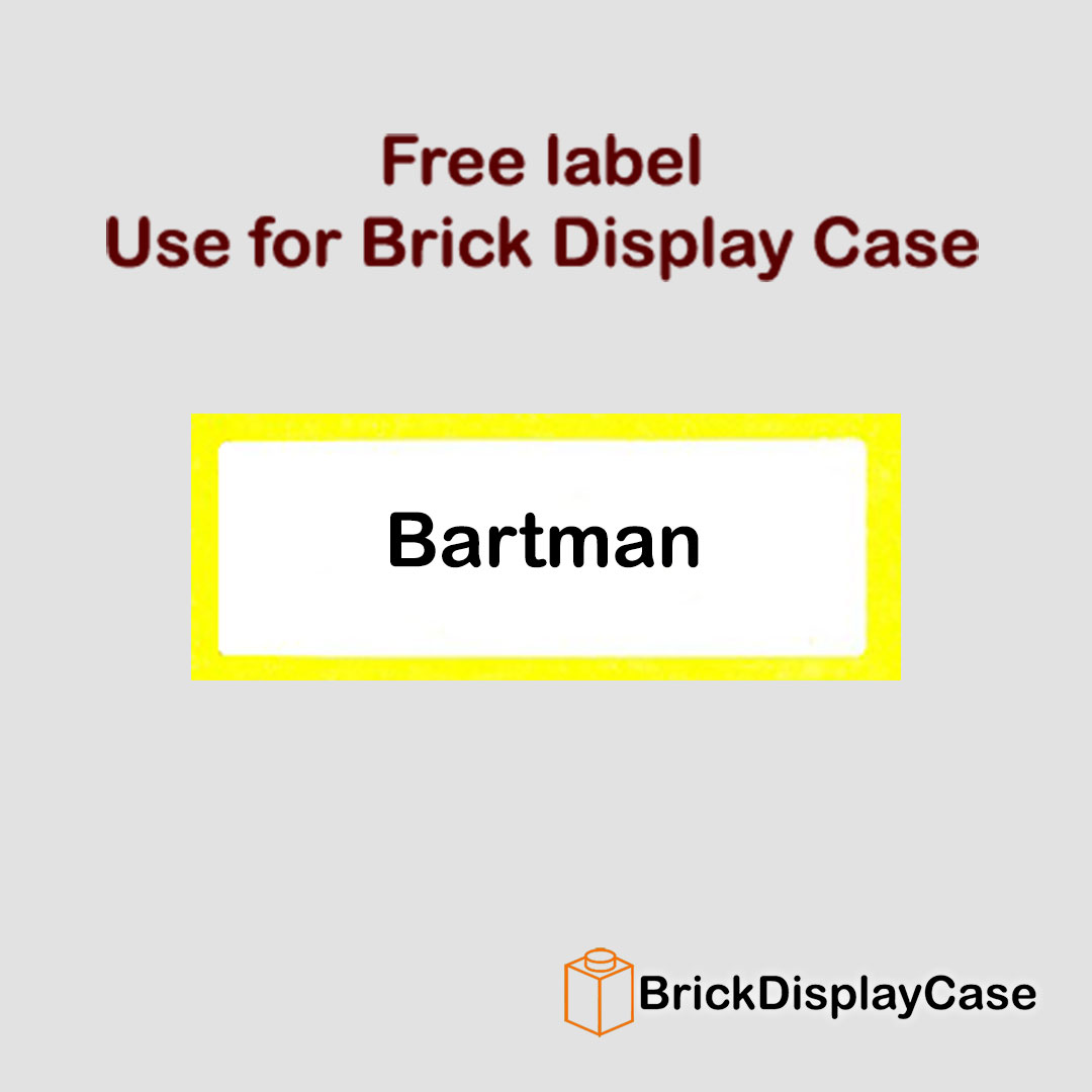 Bartman - 71009 Lego Simpsons Minifigures Series 2
