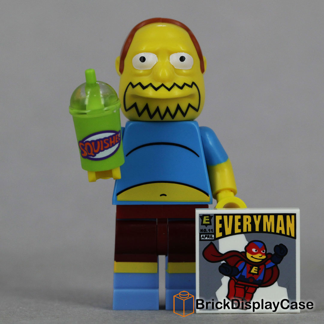 Comic Book Guy - 71009 Lego Simpsons - 127.4KB