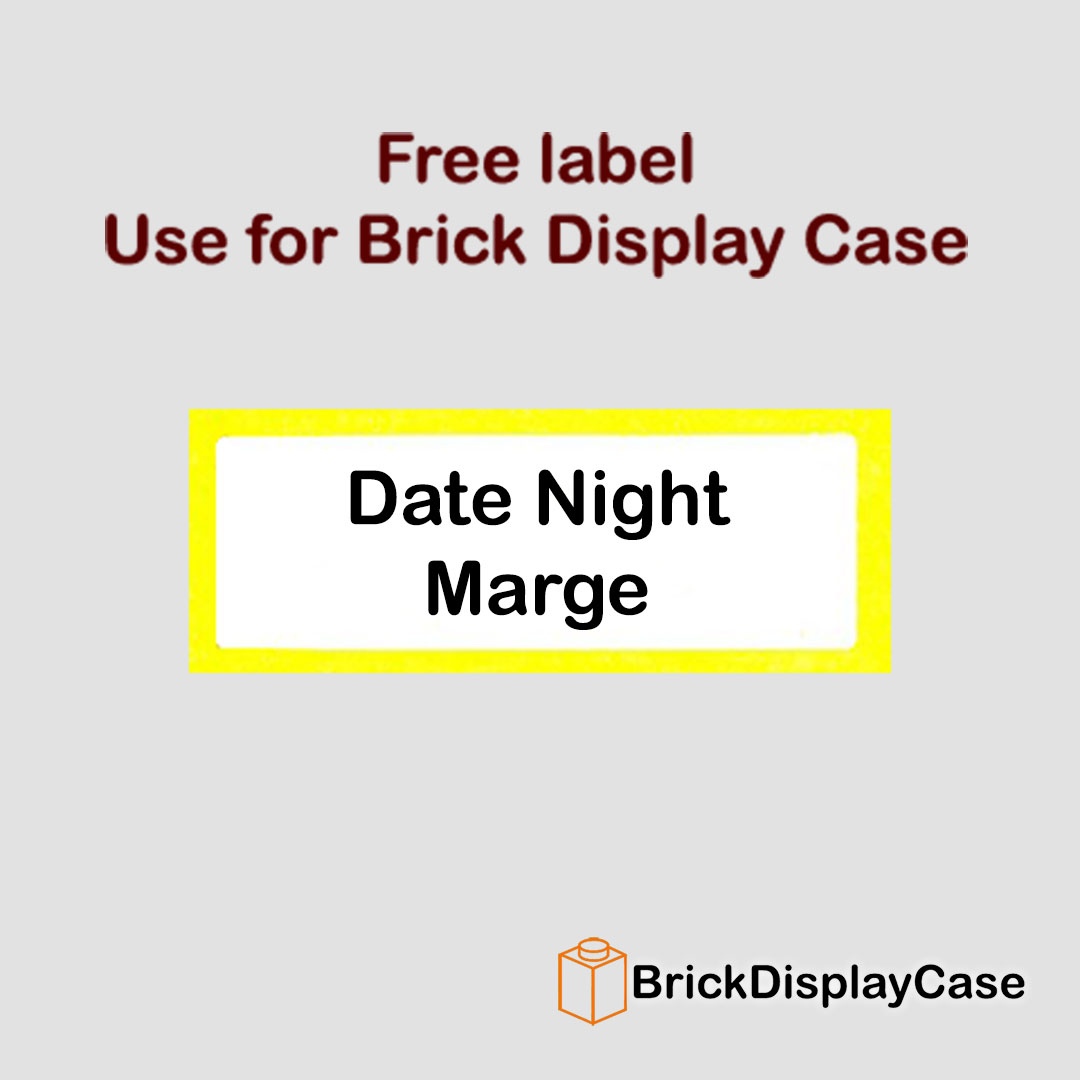 Date Night Marge - 71009 Lego Simpsons Minifigures Series 2