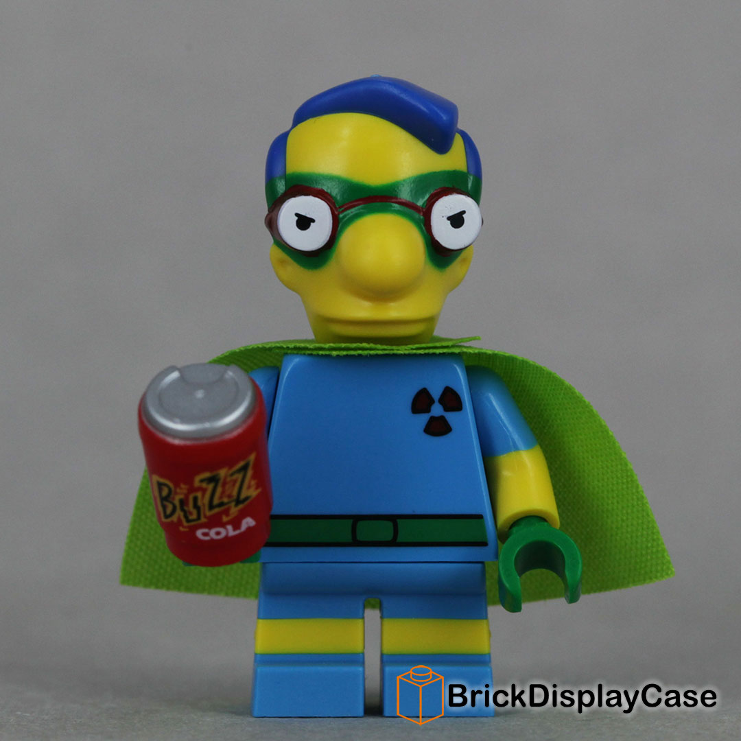 Fall Out Boy Milhouse - 71009 Lego Simpsons Minifigures Series 2