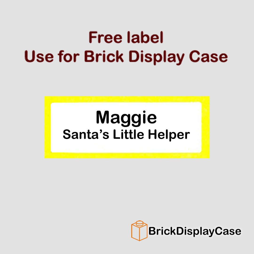 Maggie Santa Little Helper - 71009 Lego Simpsons Minifigures Series 2