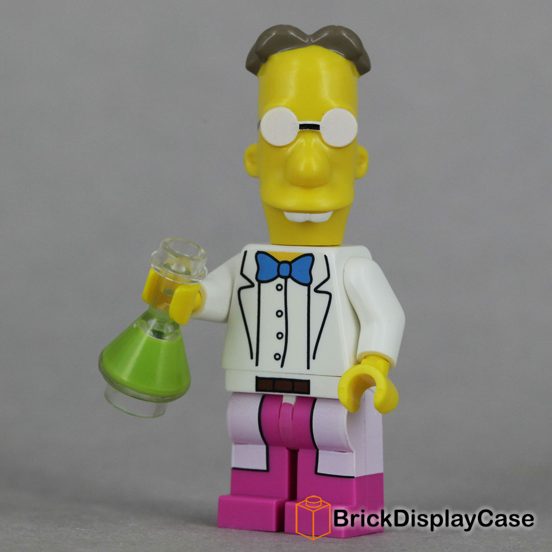 Professor Frink - 71009 Lego Simpsons Minifigures Series 2