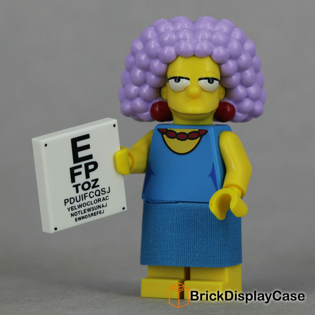 Selma - 71009 Lego Simpsons Minifigures Series 2