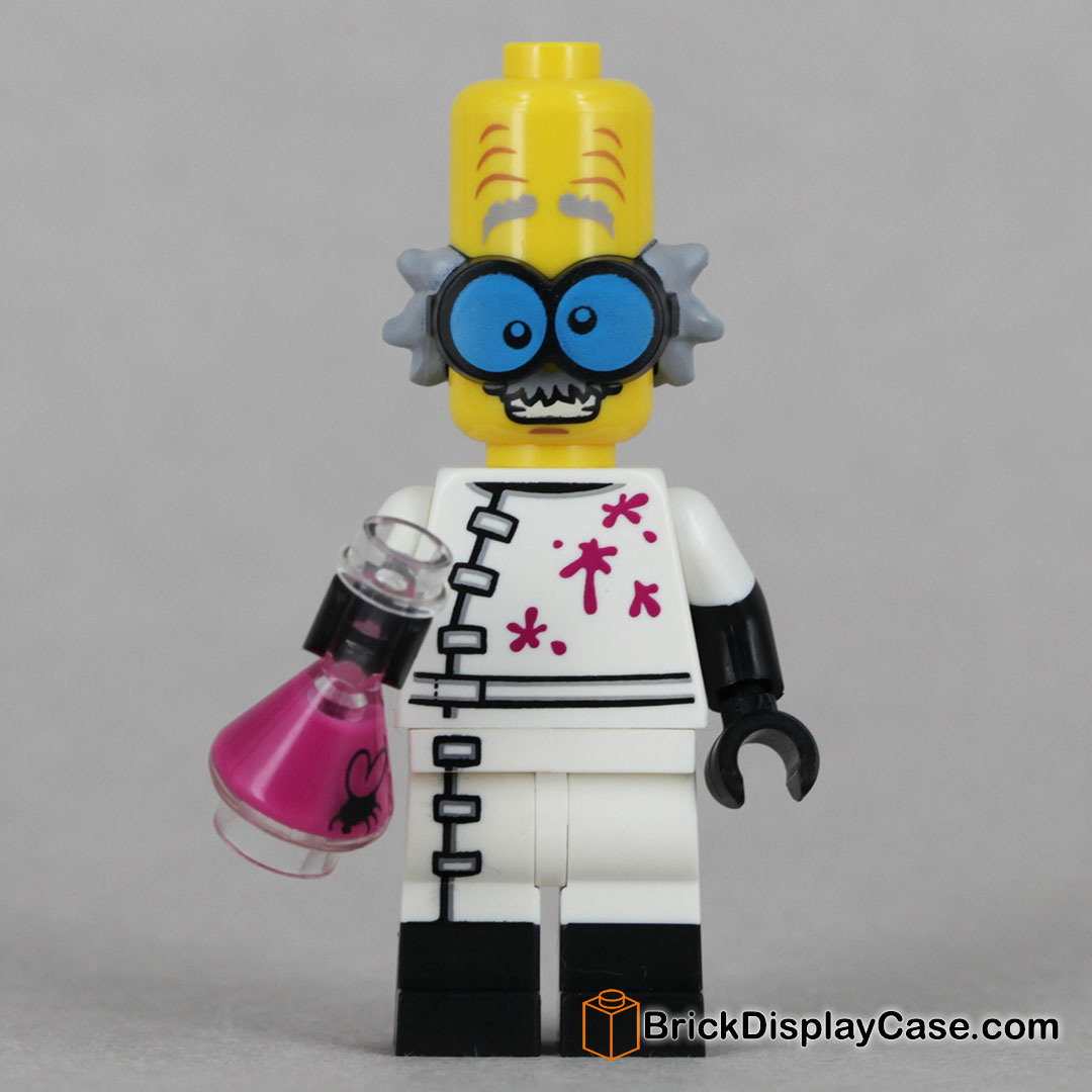 Monster Scientist - Lego 71010 Minifigures Series 14 Monsters