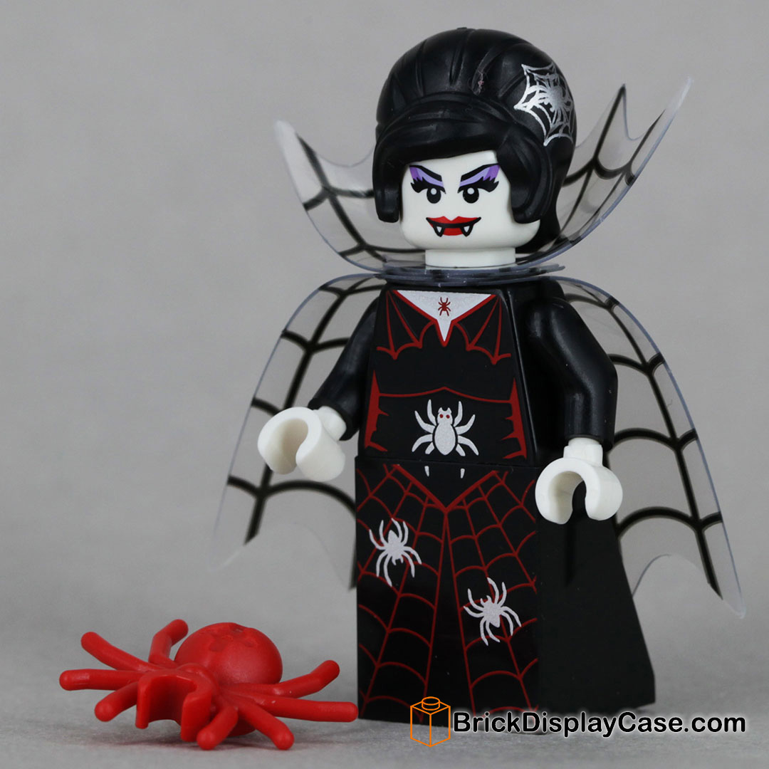 Spider Lady - Lego 71010 Minifigures Series 14 Monsters
