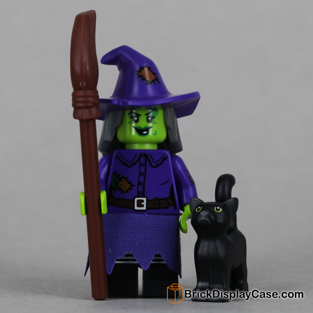 Wacky Witch - Lego 71010 Minifigures Series 14 Monsters