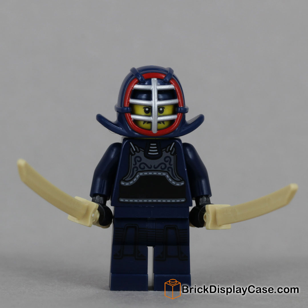 Kendo Fighter - 71011 Lego Minifigures Series 15