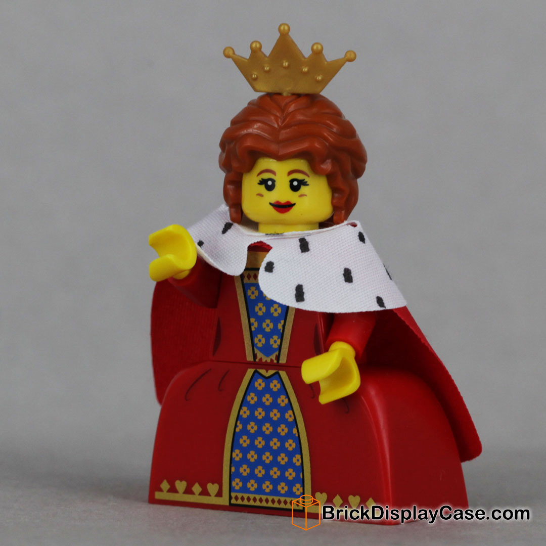 Queen - 71011 Lego Minifigures Series 15
