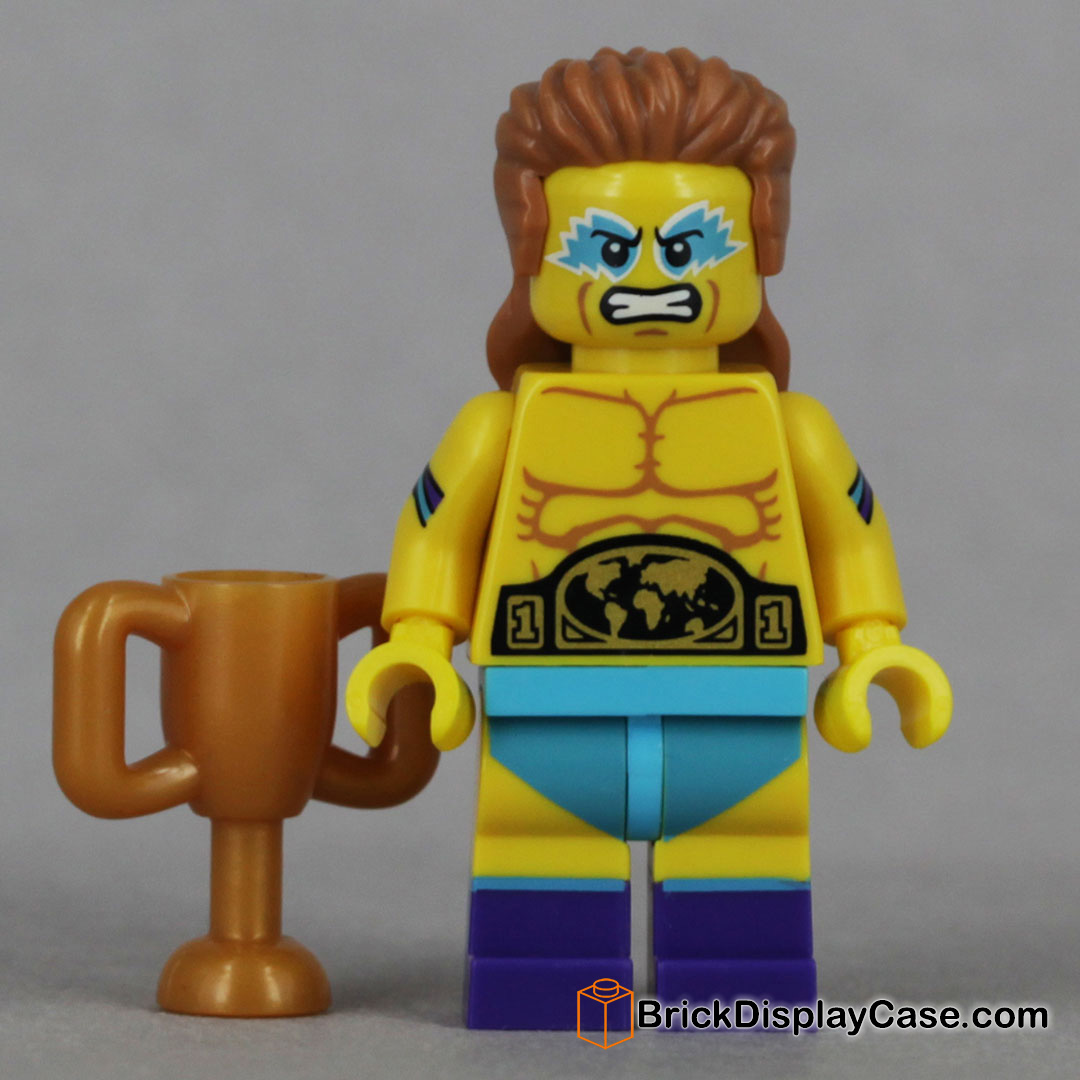 Wrestling Champion - 71011 Lego Minifigures Series 15