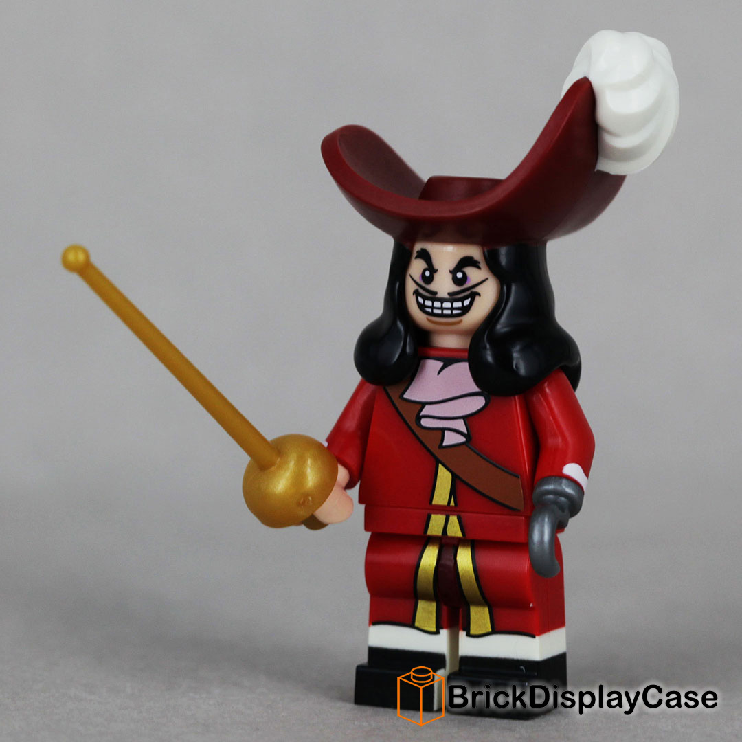 Captain Hook - 71012 Lego Disney Minifigures Series