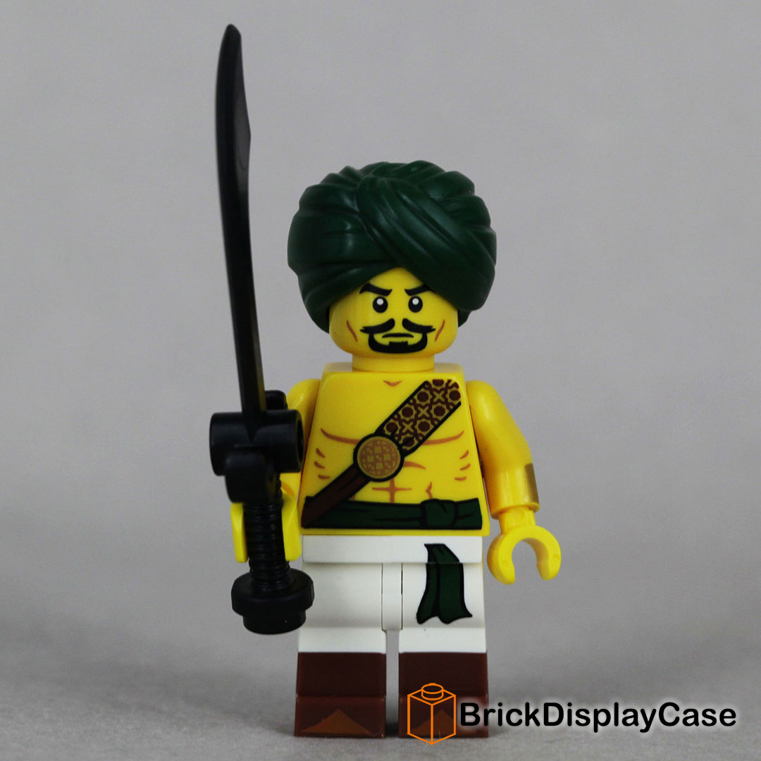 Desert Warrior - 71013 Lego Minifigures Series 16