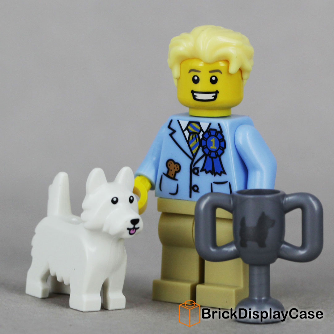 Dog Show Winner - 71013 Lego Minifigures Series 16